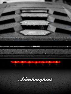 black on black murdered out lamborghini yikes design