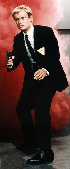 The Man from U.N.C.L.E. (1964) David McCallum as Illya Kuryakin