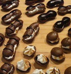 Devils Chocolate Eclairs Recipe