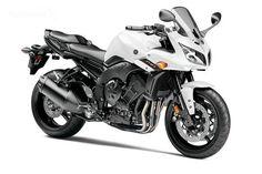 2012 Yamaha FZ1 Electric Motorbike