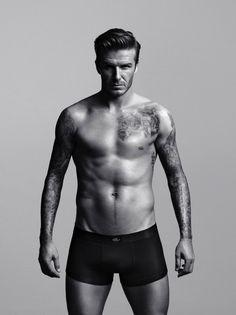 David Beckham...MmMm