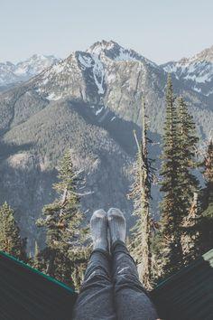 Hammock Views ➾ Luke Gram