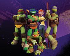 Teenage Mutant Ninja Turtles (2012 TV series) - Wikiquote