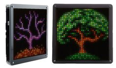 PIXEL: LED ART by Al Linke — Kickstarter  I took part in the development of this beautiful product by my friend Al. Share with your friends and family and let's help him get funded!