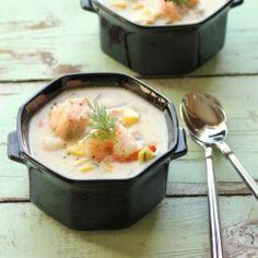 Seafood Chowder by NoshingwTheNolands