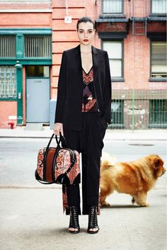 Givenchy Resort '13, oh. my goodness. that bag.