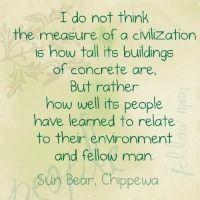 Native American Wisdom, wisdom quotes
