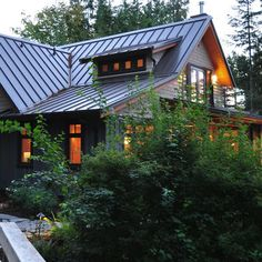 Contemporary Gabled Dormer Design, Pictures, Remodel, Decor and Ideas - page 64