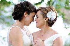 lesbian wedding love cute couple
