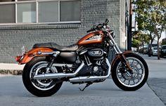 Harley Davidson Sportster XL883R Roadster