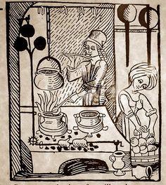 Medieval Cooks