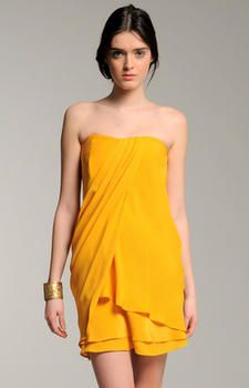 Tips to accessorize a bright color dress... - FocusOnStyle | Sharon Haver