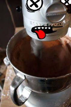 how to fix your kitchenaid mixer