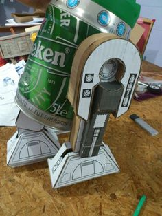 R2-D2 Keg Mod Tutorial Just Reinvented The Party