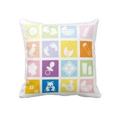 item pattern, pattern pillow