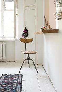 An Estonian Home Filled with Colorful Textiles | Design*Sponge