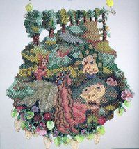 Seed Bead Artists | seed beads seed or rocaille beads were originally made thousands of ...