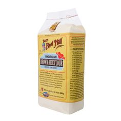 Brown Rice Flour :: Bob's Red Mill Natural Foods