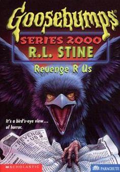 Goosebumps 2000 - Revenge R Us