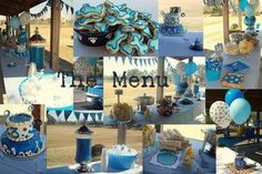 Blues clues birthday Theme party
