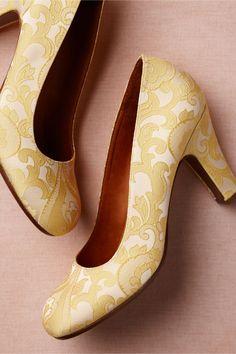 wedding shoes, citrin pump, bridal shoes