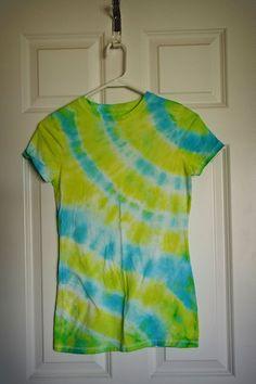 more tie dye tutorials