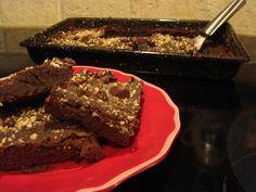 Black Bean Brownies with Ricotta Swirl | POPSUGAR Social