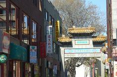 Chinatown Montreal -photo