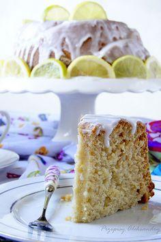 Tradycyjna babka wielkanocna z cytryną // Traditional Polish Easter Baba with Lemon #wielkanoc #easter #lemon