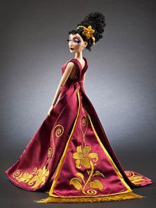 Disney Villainous Special Edition #dolls Mother Gothel from Tangled