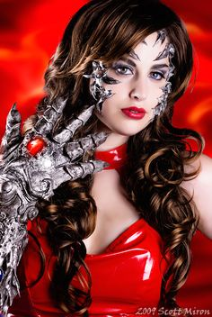 Witchblade Cosplay 5 by Meagan-Marie on deviantART