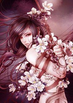 art illustrations, art chines, manga, fantasi art, artzhang xiao, bai art, hair, xiao bai, zhang xiaobai