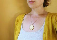 Gold Locket Necklace. #RachelBall #elephantine