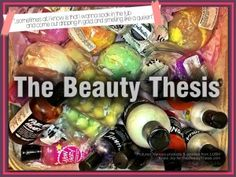 The Beauty Thesis - Where beauty comes to study
