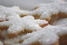 sugar on cookies