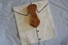 tie sandwiches