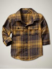 Baby Gap Wild Ones Flannel Plaid Shirt (PURCHASED!)