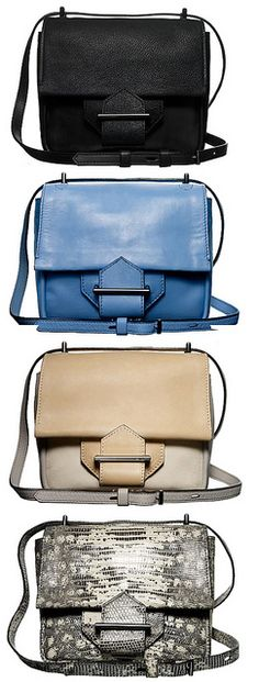 Reed Krakoff shoulder bags.