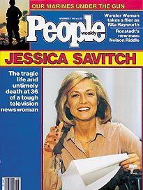JESSICA SAVITCH 1947-1983   News Journalist and Authors ...