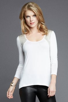 Lexi Top by Tart Collections - Re-pin this to join our Winter Wishlist Contest! Details here: http://tart.ws/winter-wishlist-contest #TartWinterWishlist