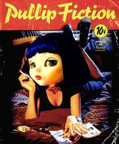 Pullip Fiction - Pullip Forum and more about Pullips