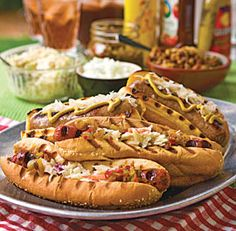Cheesehead Brats - Inspired by Green Bay #Packers fans  #Tailgate