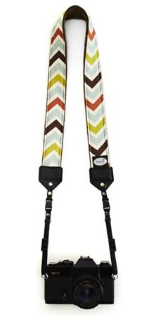 Pretty camera straps | Modstraps -- free shipping too!