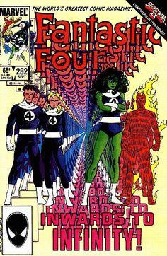 Fantastic Four by John Byrne