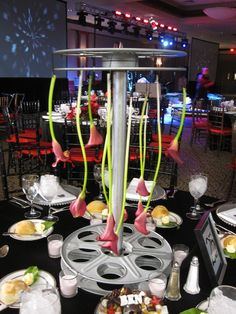 Movie Themed Bar Mitzvah