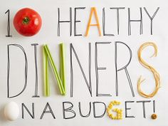 10 Healthy Dinners for About $10 from FoodNetwork.com