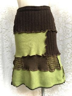 Warm Winter Skirt Up