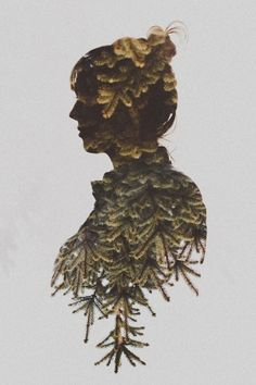 in camera silhouette double exposures. Sara K Byrne Tutorial x VSCO Film