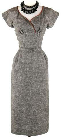 1950's tweed