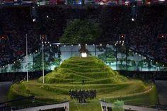 27 juillet 2012, cérémonie d'ouverture JO London 2012